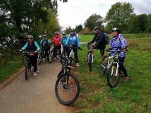 Radgruppe Moselradweg 2020