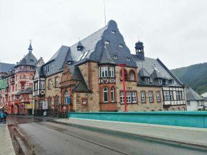 Jugendstilbauten in Traben-Trabach