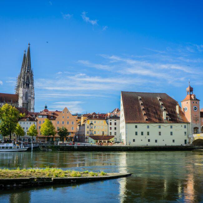 Regensburg - Gruppenreise Kelheim